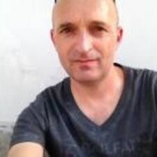 Profil Pengguna Greg