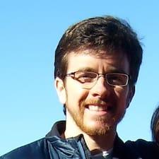 Jared Anand Brugerprofil