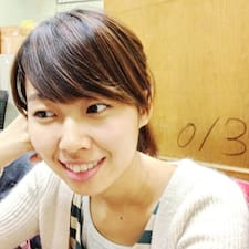 Wanju felhasználói profilja
