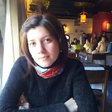 Profil utilisateur de Fabiula