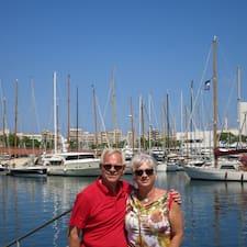 Profil Pengguna Joanne & Rick