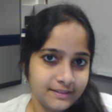 Nutzerprofil von Sriranjitha