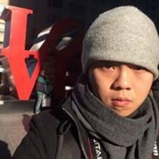 Profil utilisateur de Zhuoran