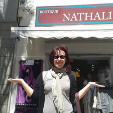 Perfil de usuario de Nathalie