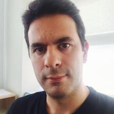 Profil Pengguna Andres
