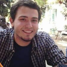 Henkilön Mehmet käyttäjäprofiili