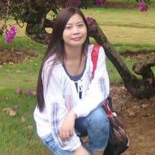 Yingxin felhasználói profilja