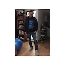 Profil utilisateur de Juan Sebastián