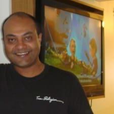 Samrat felhasználói profilja
