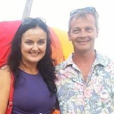 Martin & Jana es el anfitrión.