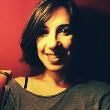 โพรไฟล์ผู้ใช้ Aurélie