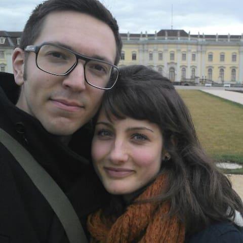 Andreas & Vanessa