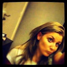 Charlotte felhasználói profilja