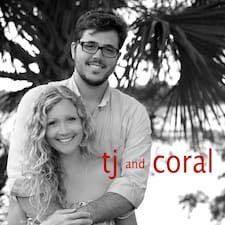 TJ And Coral is the host.