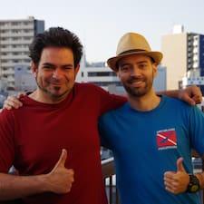 Ricardo & Adrian User Profile