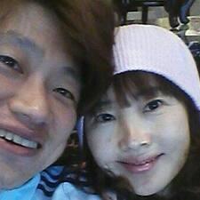 Perfil do utilizador de Kwang Ho