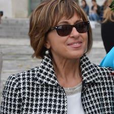 Oliva Cosetta ist der Gastgeber.
