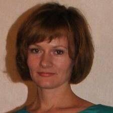 Ольга es el anfitrión.