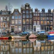โพรไฟล์ผู้ใช้ Amsterdam Apartment Rental
