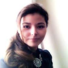Profil utilisateur de Vanessa Mayumi