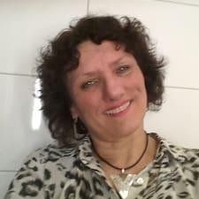 Henkilön Lisbeth käyttäjäprofiili