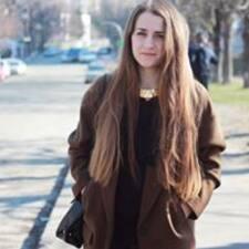 Profil utilisateur de Yulia