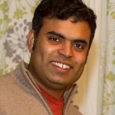 Profil utilisateur de Sushanta