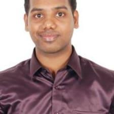 Perfil do usuário de Srinivasan