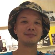 Perfil de usuario de Manabu