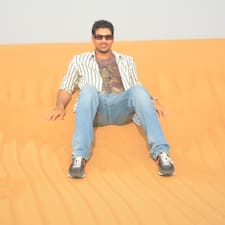 Nutzerprofil von Ashutosh