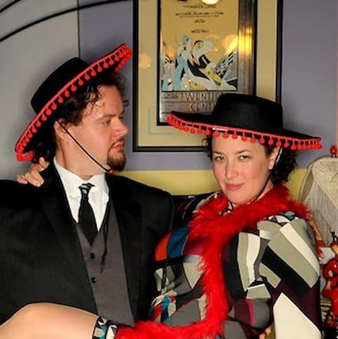 Audrey And Jon