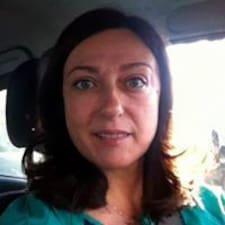 Francine felhasználói profilja