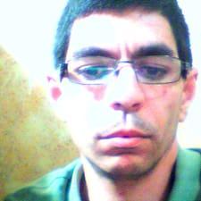 Mahi felhasználói profilja