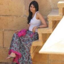 Profil Pengguna Anisha