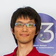 Profil utilisateur de Yixi