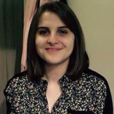 Profil utilisateur de Camélia