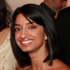 Tejal User Profile