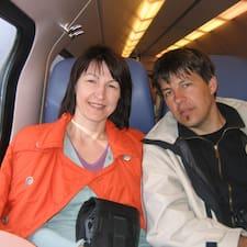 Alvydas & Rita felhasználói profilja