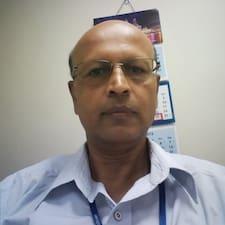 Användarprofil för Vishwanath
