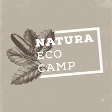 Natura Eco Camp is the host.