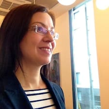 Sanja - Uživatelský profil