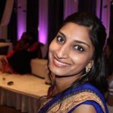 Ritu felhasználói profilja