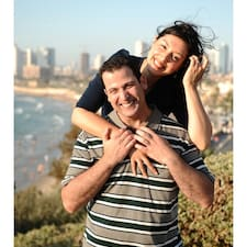 Cathy & Ronen User Profile