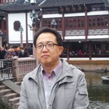 Användarprofil för Sanghwan
