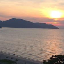 Paradise Resort @ By The Sea Penang je domaćin.