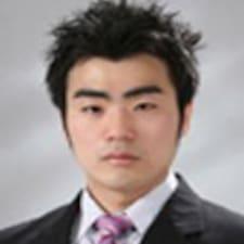 Eunsoo felhasználói profilja