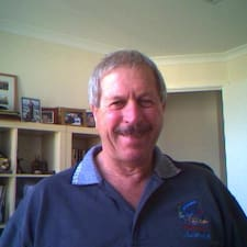Milton felhasználói profilja