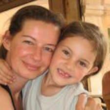 Martina felhasználói profilja