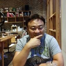 Henkilön 응석 käyttäjäprofiili