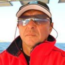 César Alberto felhasználói profilja